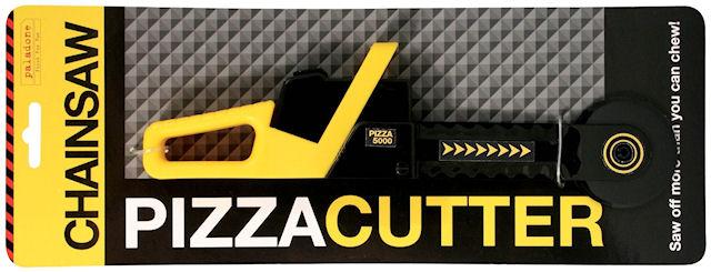 Пиццерезка-бензопила