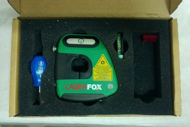 Вид упаковки LaserFox