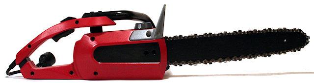 Цепная электропила Марка Менендеса: двойная цепь - двойная защита от отскока?