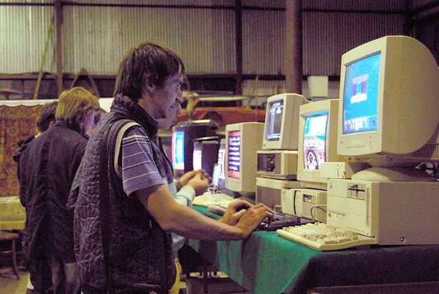 Музей Индустриальной Культуры - история компьютеров [museum-ic.ru]